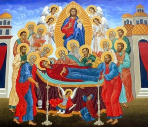 The Dormition of the Theotokos