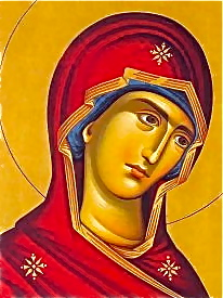 The Ever Virgin Theotokos