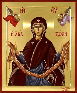 Holy Theotokos Protect Our Church